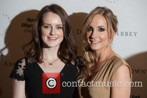 Sophie Mcshera and Joanne Froggatt 6