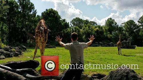 Chris Pratt and Brevard Zoo