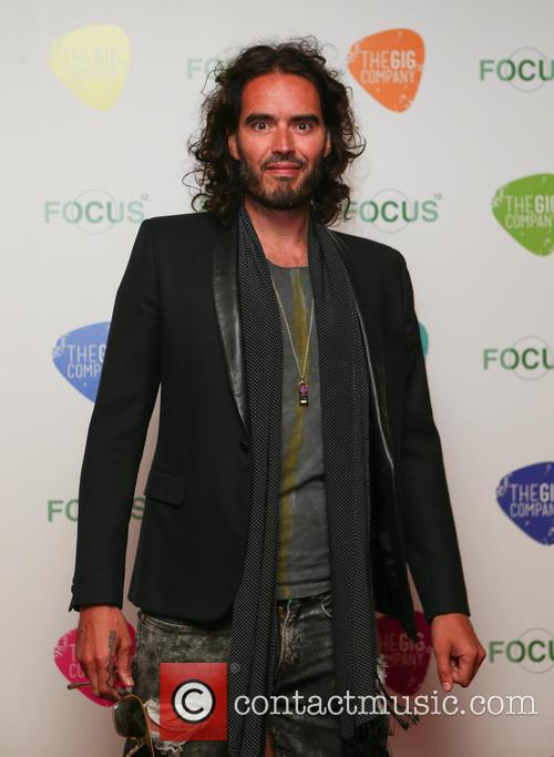 Russell Brand Returns To Live Radio Nine Years After 'Sachsgate' With Radio X Show