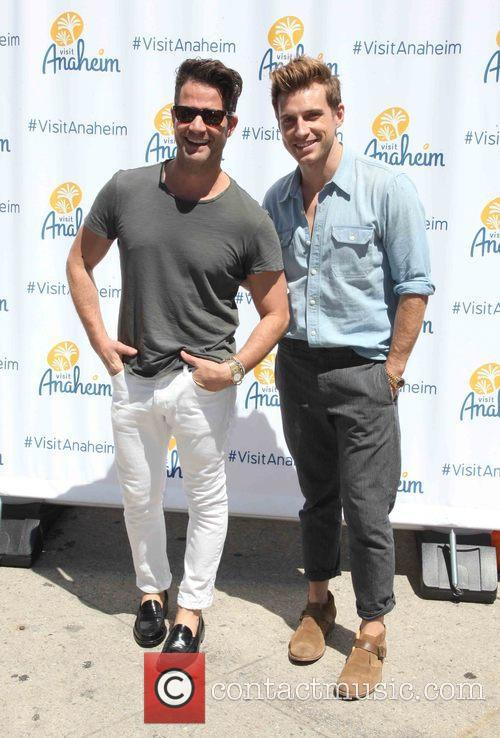Nate Berkus and Jeremiah Brent 2