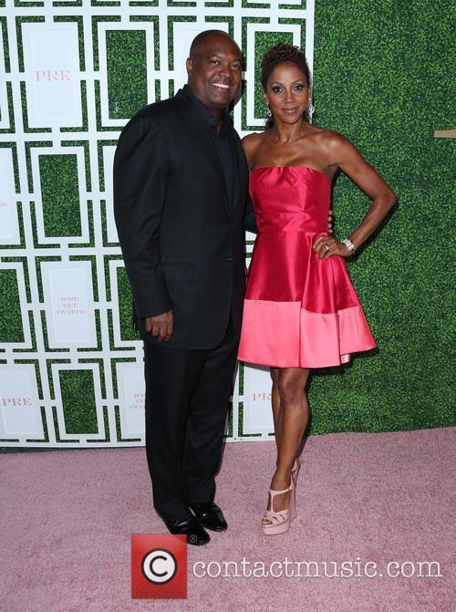 Rodney Peete and Holly Robinson Peete