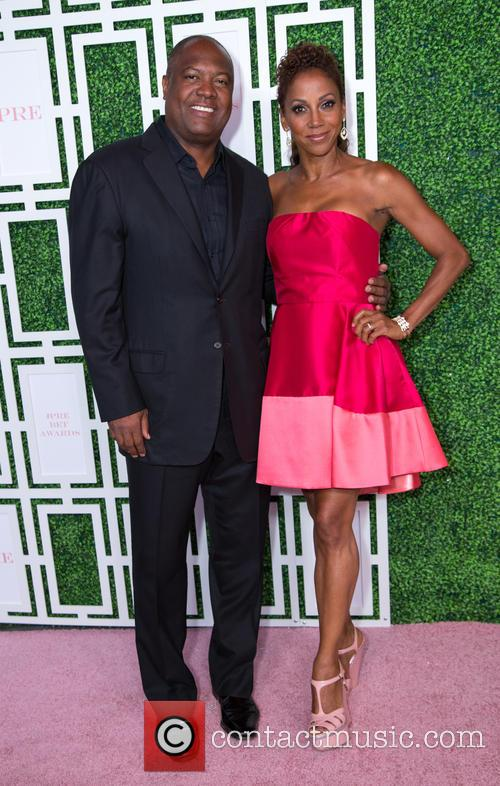 Rodeney Peete and Holly Robinson Peete 3