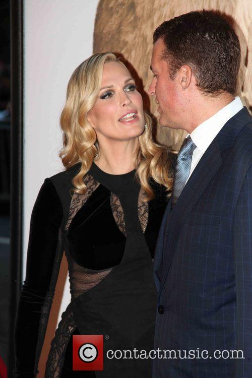 Molly Sims and Scott Stuber 6