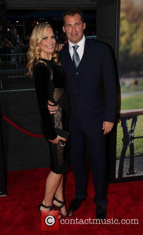 Molly Sims and Scott Stuber 1