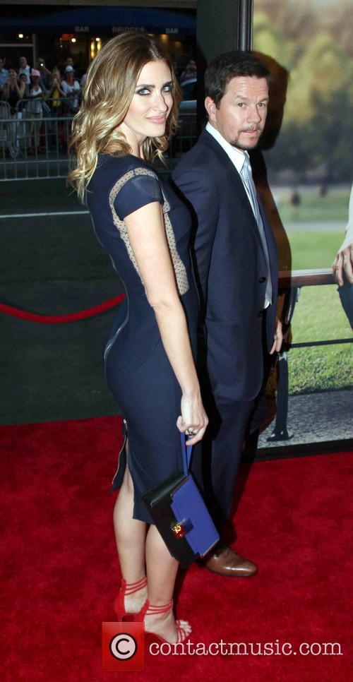 Rhea Durham and Mark Wahlberg 1