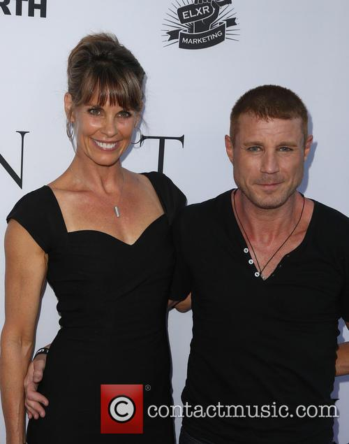 Alexandra Paul and Guest 7
