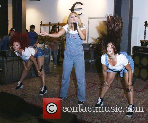 Jazzy Mejia, Taylor Mejia, Natalie Mejia and The Mejia Sisters 3