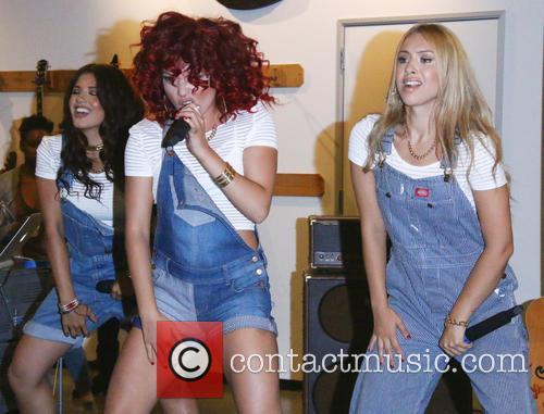 Natalie Mejia, Jazzy Mejia, Taylor Mejia and The Mejia Sisters 2
