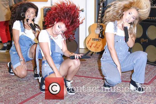 Natalie Mejia, Jazzy Mejia, Taylor Mejia and The Mejia Sisters 3