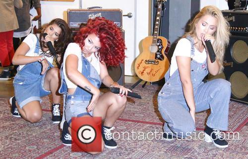 Natalie Mejia, Jazzy Mejia, Taylor Mejia and The Mejia Sisters 1