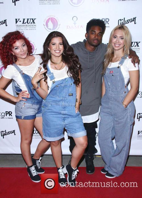 Jazzy Mejia, Natalie Mejia, Izzy Encore, Taylor Mejia and The Mejia Sisters 7