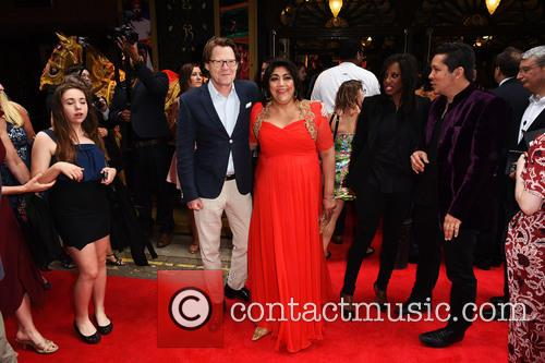Robert Elms and Gurinder Chadha 2