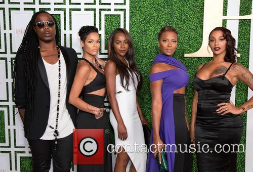 Eva Marcille and Cast Of About The Business 2