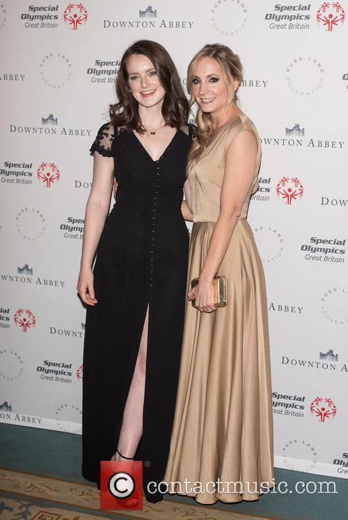 Sophie Mcshera and Joanne Froggatt 2