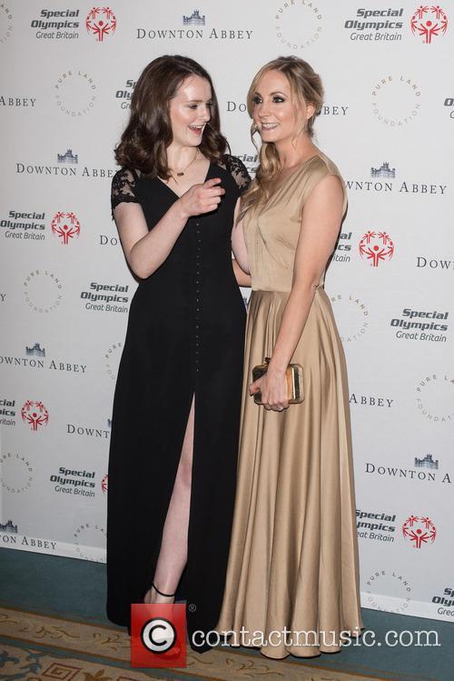 Sophie Mcshera and Joanne Froggatt 3