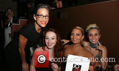 Ruth Connell, Allegra Riggio, Maral Adams and Guest 4