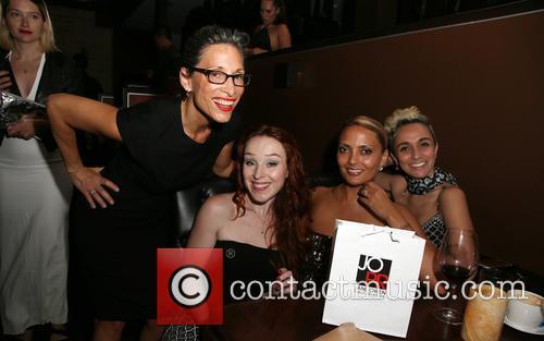 Ruth Connell, Allegra Riggio, Maral Adams and Guest 5