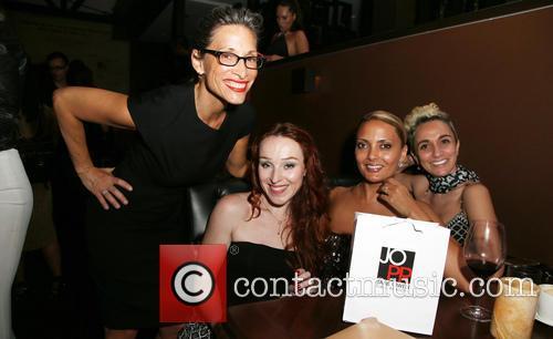 Ruth Connell, Allegra Riggio, Maral Adams and Guest 1