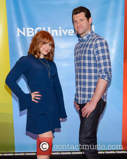 Julie Klausner and Billy Eichner 3
