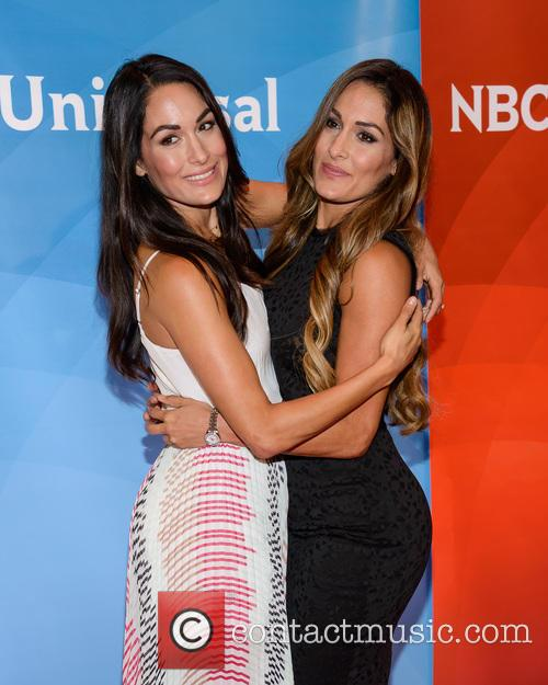 Brie Bella and Nikki Bella