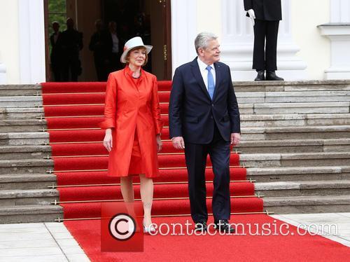 President Joachim Gauck and Daniela Schadt 3