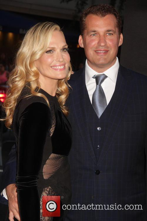 Molly Sims and Scott Stuber 3