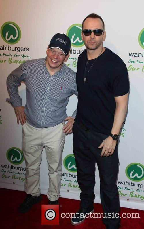 Paul Wahlberg and Donnie Wahlberg 3