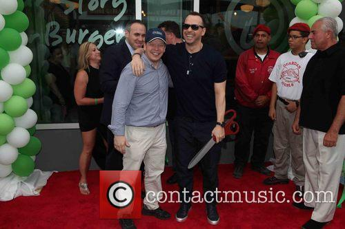 Mark Treyger, Paul Wahlberg and Donnie Wahlberg 4