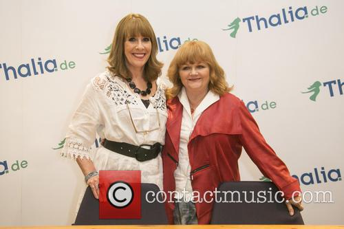 Phyllis Logan and Lesley Nicol 2