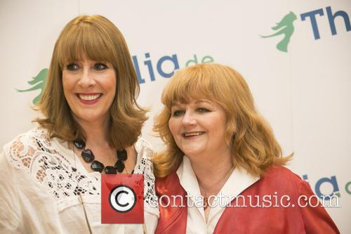 Phyllis Logan and Lesley Nicol 5