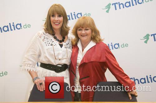 Phyllis Logan and Lesley Nicol 6