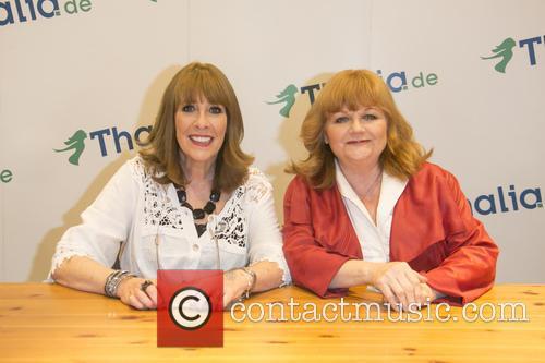 Phyllis Logan and Lesley Nicol 1