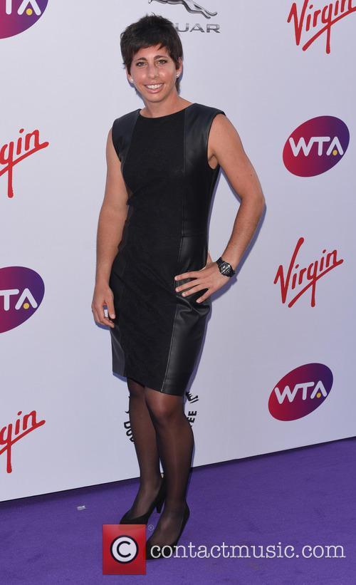 Wimbledon and Carla Suarez Navarro 4