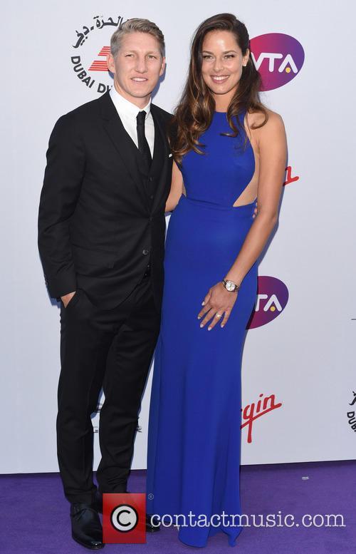 Bastian Schweinsteiger and Ana Ivanovic 3
