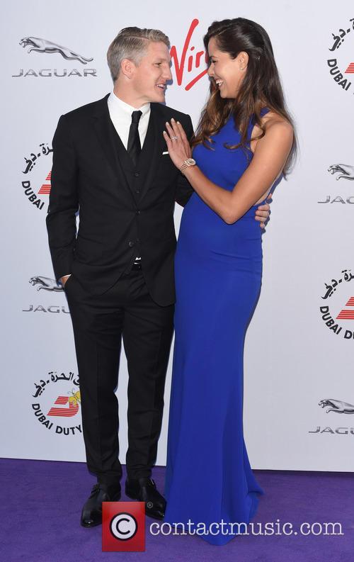 Bastian Schweinsteiger and Ana Ivanovic 1