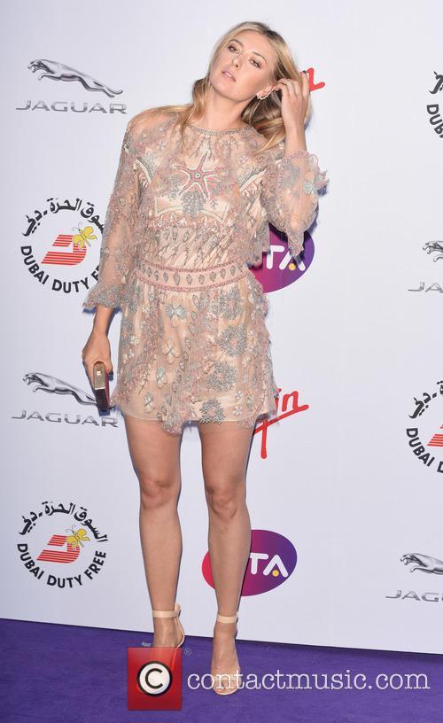 Maria Sharapova and Wimbledon 4