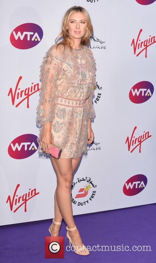 Maria Sharapova and Wimbledon 6