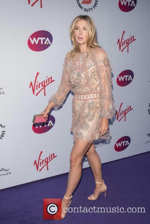 Maria Sharapova and Wimbledon 7