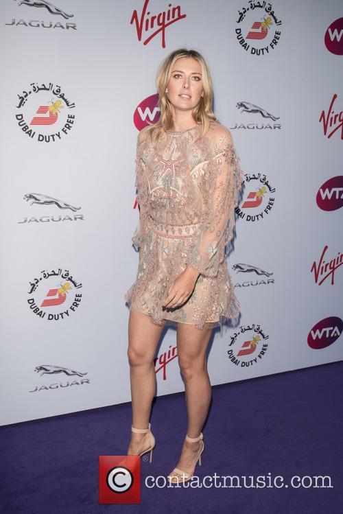 Maria Sharapova and Wimbledon 8