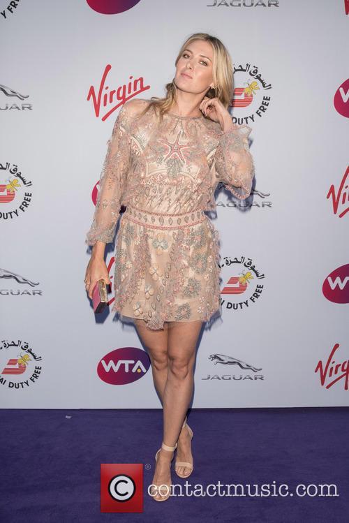 Maria Sharapova and Wimbledon 9