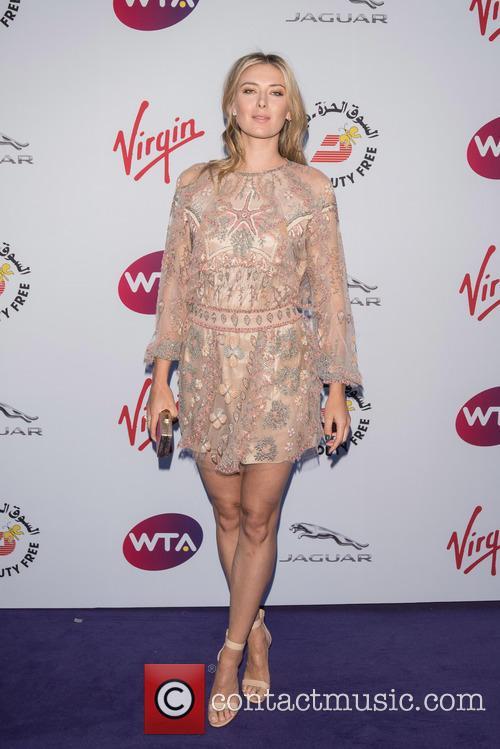 Maria Sharapova and Wimbledon 10