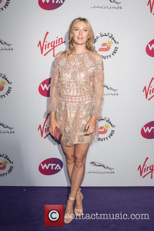 Maria Sharapova and Wimbledon 11