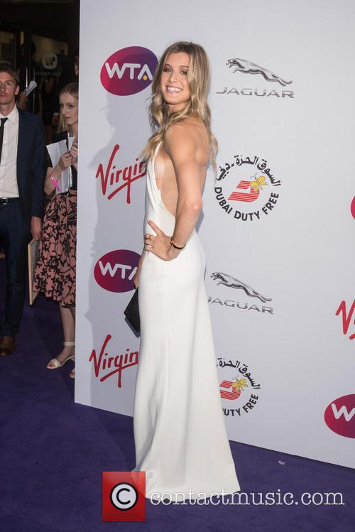 Wimbledon and Eugenie Bouchard 1