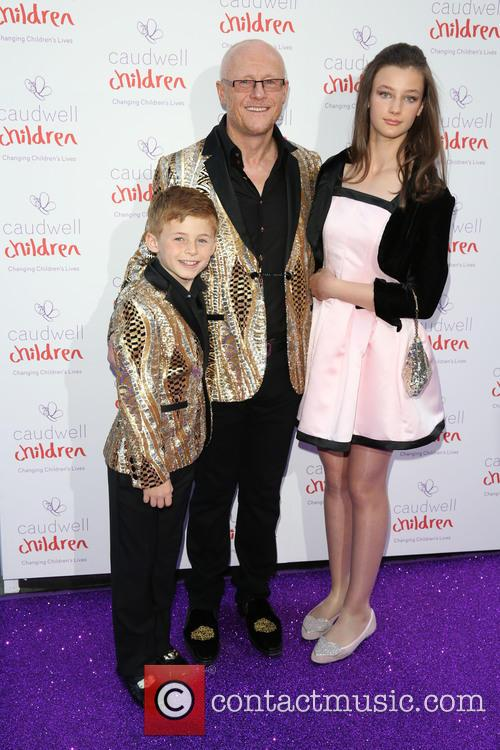 John Caudwell and Family 2