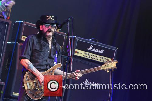 Motörhead and Lemmy 3