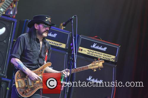 Motörhead and Lemmy 4