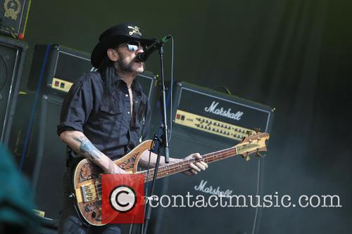 Motörhead and Lemmy 1