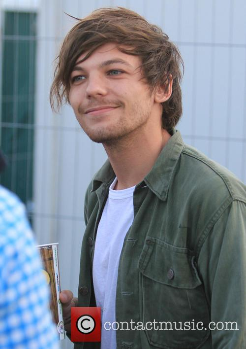 Louis Tomlinson at Glastonbury 2015