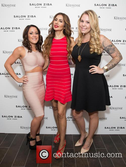 Jenelle Evans, Dr.tabasum Mir and Kailyn Lowry 5