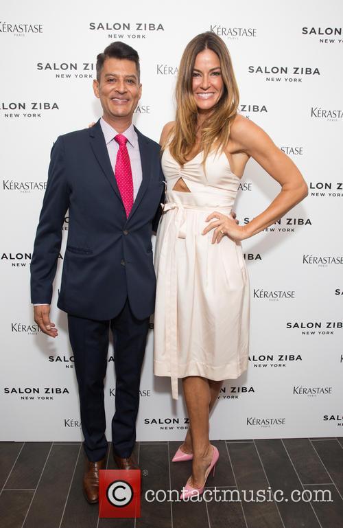 Alonso Salguero and Kelly Bensimon 3